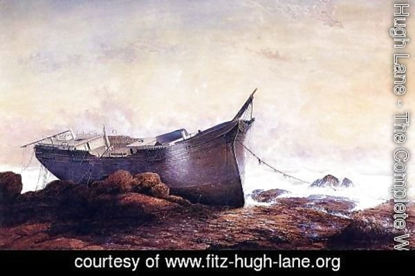 Fitz Hugh Lane - Dream Painting