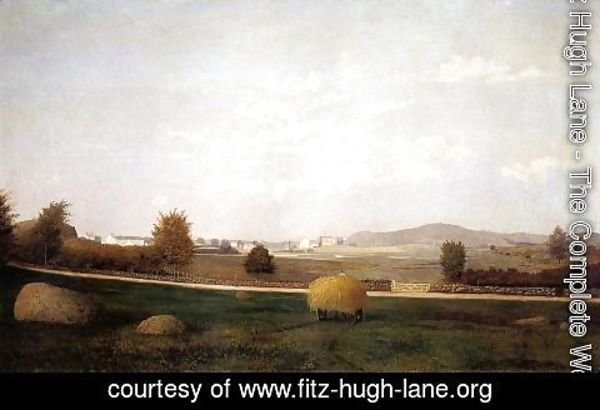 Fitz Hugh Lane - Riverdale