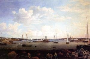 Fitz Hugh Lane - Gloucester Harbor I