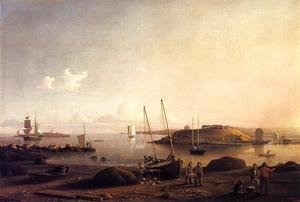 Fitz Hugh Lane - Gloucester Harbor II