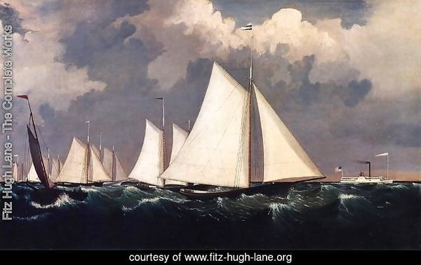 New York Yacht Club Regatta II