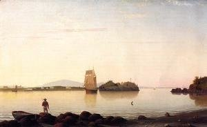 Fitz Hugh Lane - Owl's Head, Penobscot Bay, Maine
